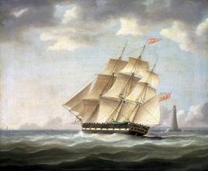 British whaler